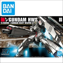 Gundam Model HG 1/144 RX-93 V Hi-V NU HWS GUNDAM READY PLEAYER ONE  Armor Unchained Mobile Suit Kids Toys