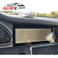 Wholesale Android 10.25 Car multimedia for Audi Q7 Android Car DVD Player 2005 2015 Octa core Bluetooth GPS Radio WIFI 4G