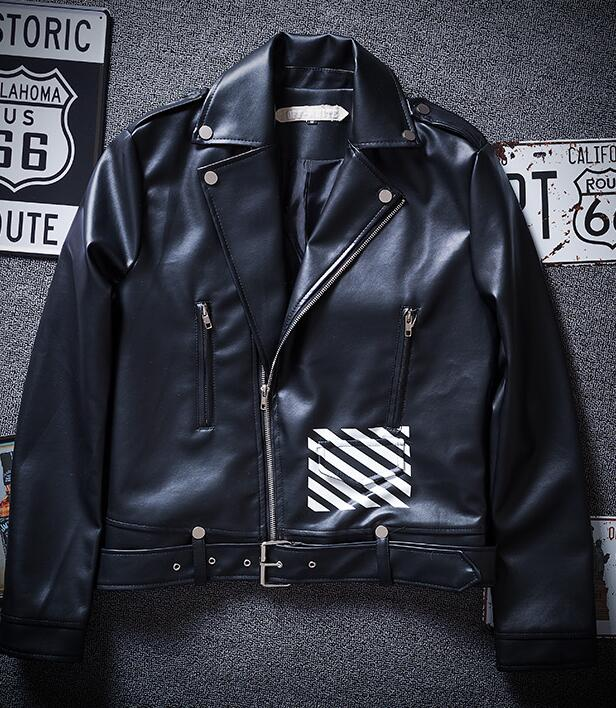 Popular Off White Leather Jacket-Buy Cheap Off White Leather
