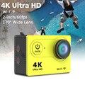 Оригинал Экен H9 Действий камеры Ultra HD 4 К WiFi 1080 P/2.0 fps ЖК-ДИСПЛЕЙ 170 Камеры объектив Видео идти водонепроницаемая камера оригинал pro sj 4000