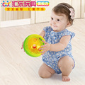 Fitness Grasping Bebe Ball Infant Brinquedos Electric Music Toys with light Free Shipping Huile Toys 977 Wisdom Sparkle Ball