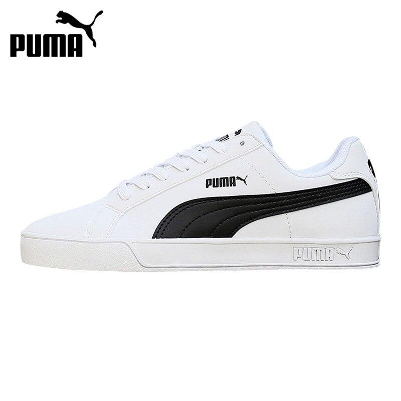 016e7bc477a11 Original New Arrival 2018 PUMA Smash Vulc Unisex Skateboarding Shoes  Sneakers