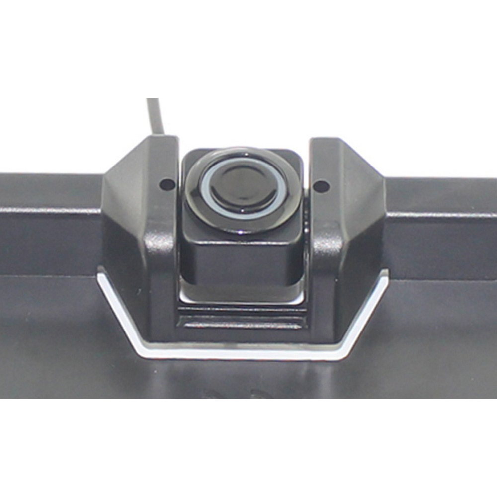 Car Parking Sensors European License Plate Parking Sensor with Digital LCD Display Reverse Radar Parking Monitor Detector in Parking Sensors from Automobiles Motorcycles