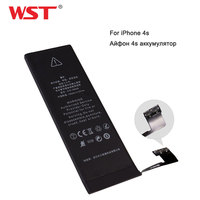 7e2c10bf829 WST Brand New Arrival High Quality Phone Battery For Iphone 4S Real  Capacity 1430mAh Mobile Batteries. US $14.80 US $13.32. WST Bateria Nova ...