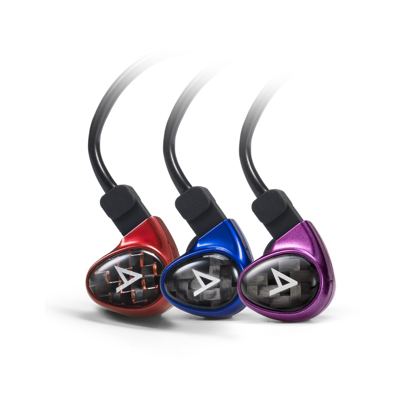 IRIVER Astell Kern Billie Jean In Ear earbuds High fidelity In ear earphones 2 unit balanced