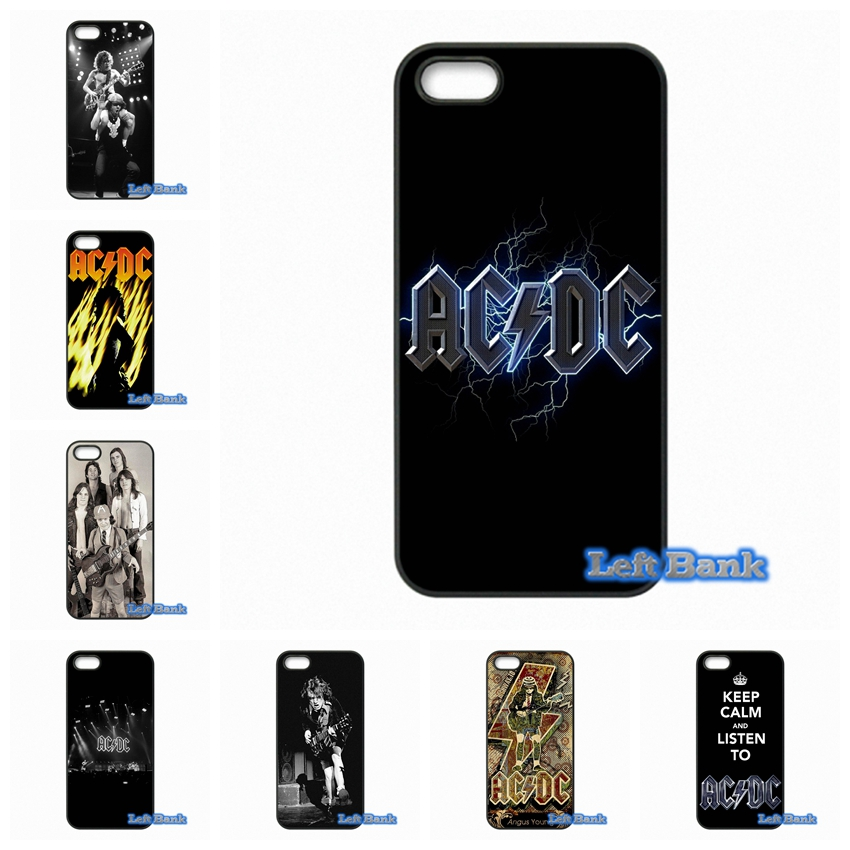 HOT AC/DC Malcolm Angus Young Bon Scott Phone Cases Cover For Samsung Galaxy 2015 2016 J1 J2 J3 J5 J7 A3 A5 A7 A8 A9 Pro