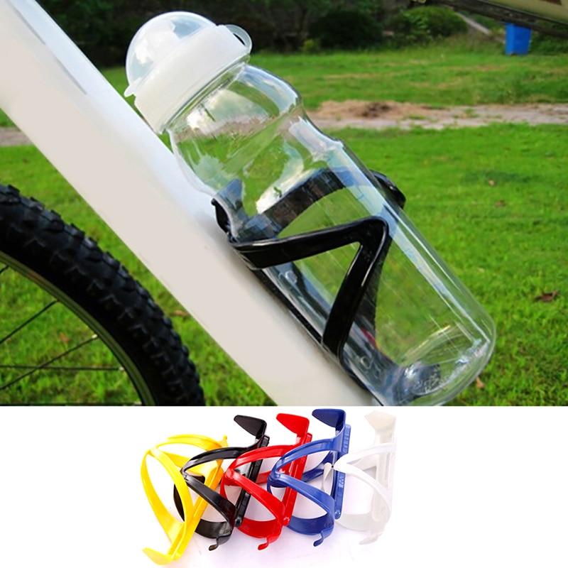 PVC Road MTB Bike Cycling PC Standard Water Bottle Cage Holder 1pcs 5 Colors