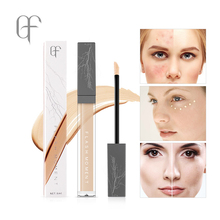 FlashMoment Liquid Foundation Silky Concealer Face Waterproof Make Up Base Cosmetic Makeup Eye Dark Circles Cream