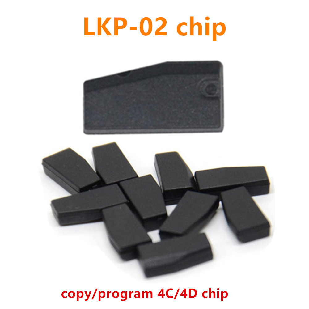 original Newest LKP02 LKP-02 chip can clone 4C/4D/G chip via Tango&KD-X2