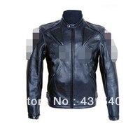 Classical and Famous Moto Brand New Motorcycle Jacket PU Leather Men Motorbike Racing Jacket Pants SWX MOTO