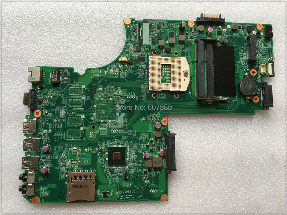 For Toshiba Satellite S70 S75 S75T laptop font b motherboard b font mainboard DA0BD6MB8D0 100 Tested