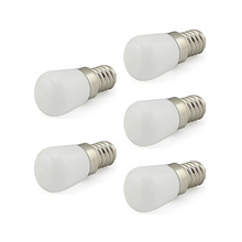 5pcs/lot LED Bulb E14 3W AC220V 360 Degree Angle Waterproof Led Light Warm/Cold White For Refrigerator/ Sewing Machine/ Lathe