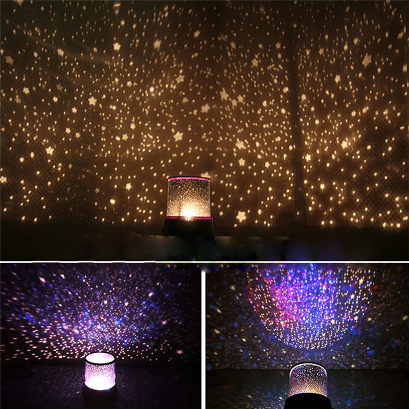 Hot Sale Colorful Sky Star Master Night Light Lovely Sky