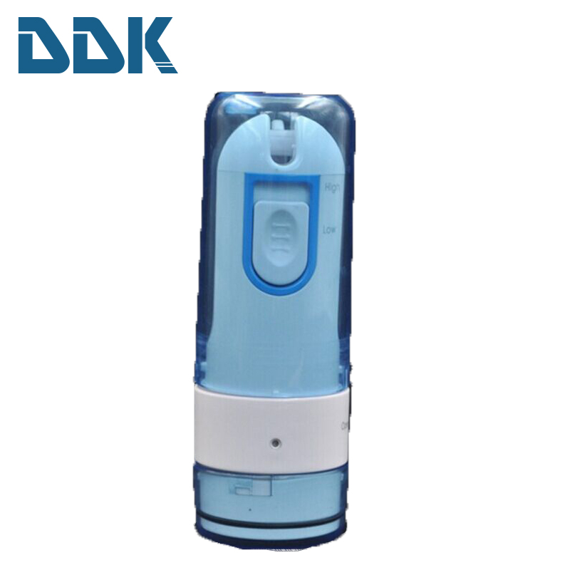 Jet water nozzle 360 degree rotating Personal care motor water pump oral hygiene irrigator inter dental Area Blue