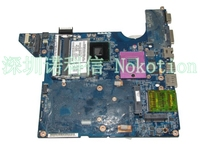 NOKOTION 570753-001 Para HP DV4 JAL50 LA-4101P Laptop Motherboard DDR2 Integrado com Frete CPU