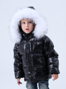 Winter Coat Jacket Clothing Parka Snow-Wear Children's Down for Boys Girls Kids