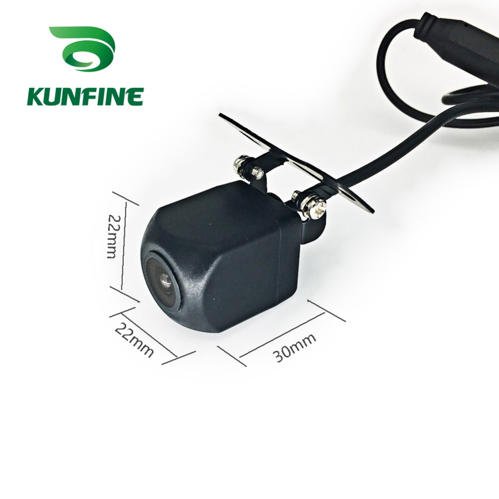 KUNFINE WIFI Reversing Camera Dash Cam Star Night Vision Car Rear View Camera Mini Body Water-proof Tachograph for iPhone and Android (7)
