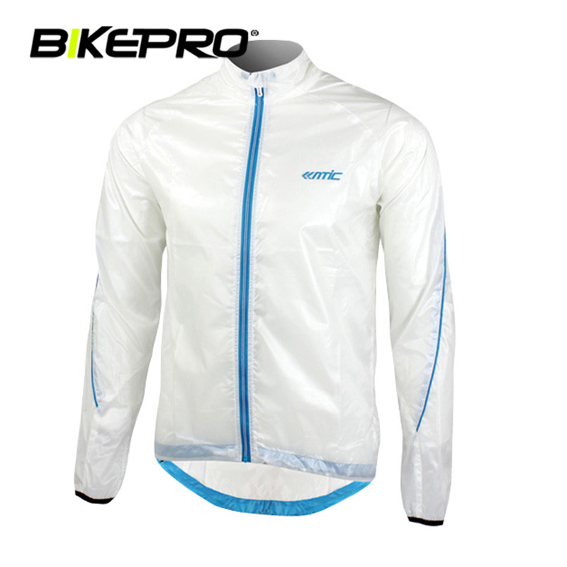 ФОТО SANTIC Waterproof Ultralight Reflective Windcoat Outdoor Sport Quick Dry Jersey Jacket MTB Bicycle Cycling Raincoat Bike Jacket