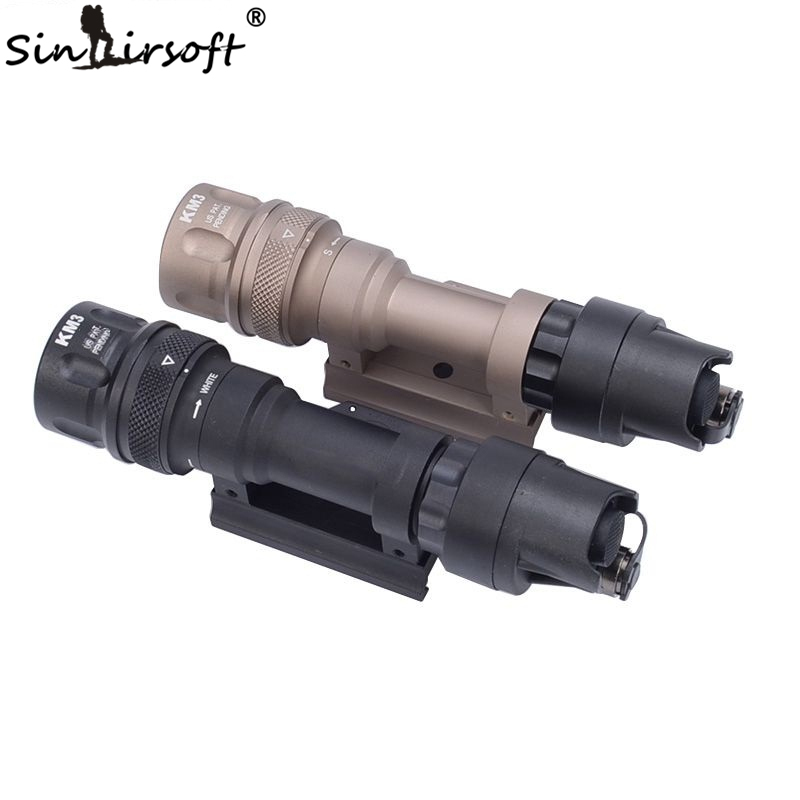 ФОТО Tactical M952V LED Flashlight Weapon Lights Free Shipping