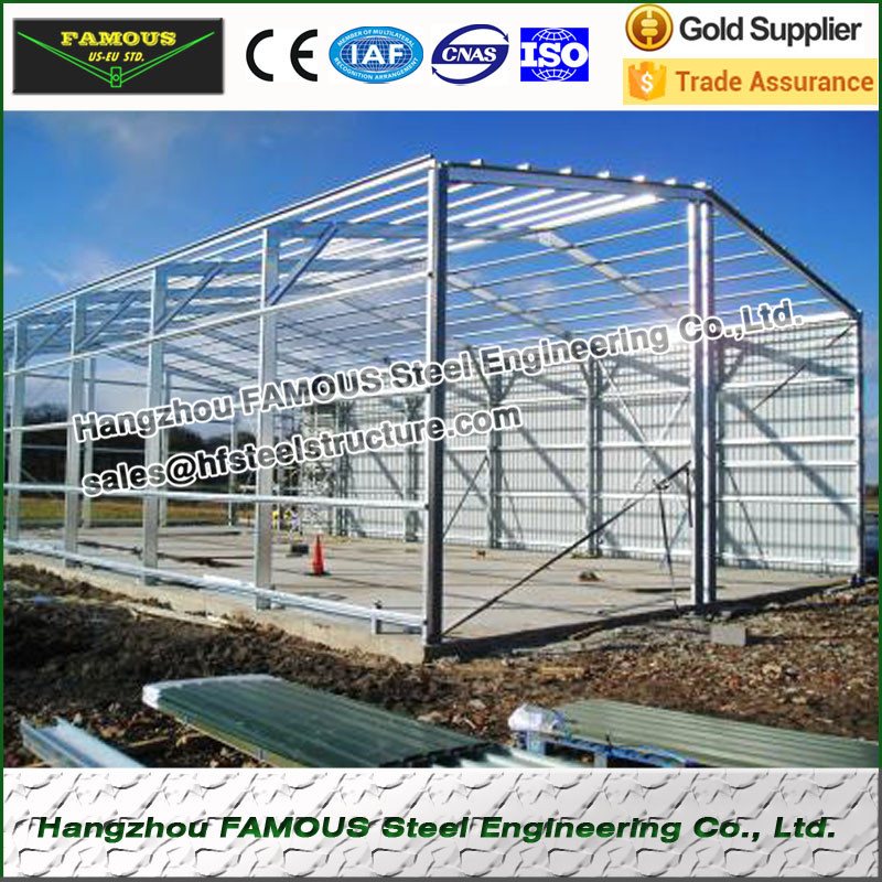 Modular Steel Structure Small House For Residence