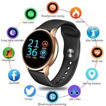 LIGE New Smart Bracelet Heart Rate Blood Pressure Monitor Smart Wristband Pedometer Sport Smart Watch Men Women fitness tracker