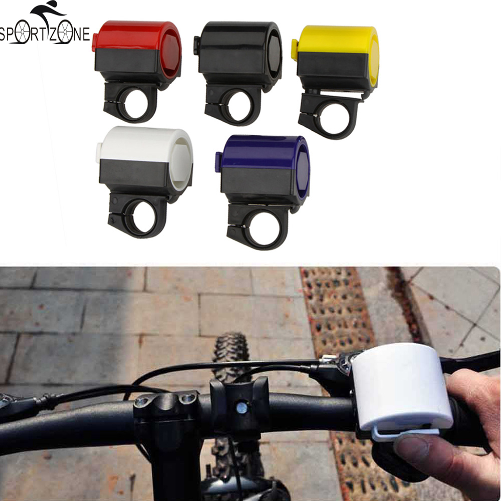 Security Loud Cycling Horn Bike Bicycle MTB Handlebar Ring Bell Horn Alarm STOCK