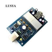 Lusya HIFI TDA1543*4 decoder USB OTG DAC external bile decoder board for hifi finished board G4 004