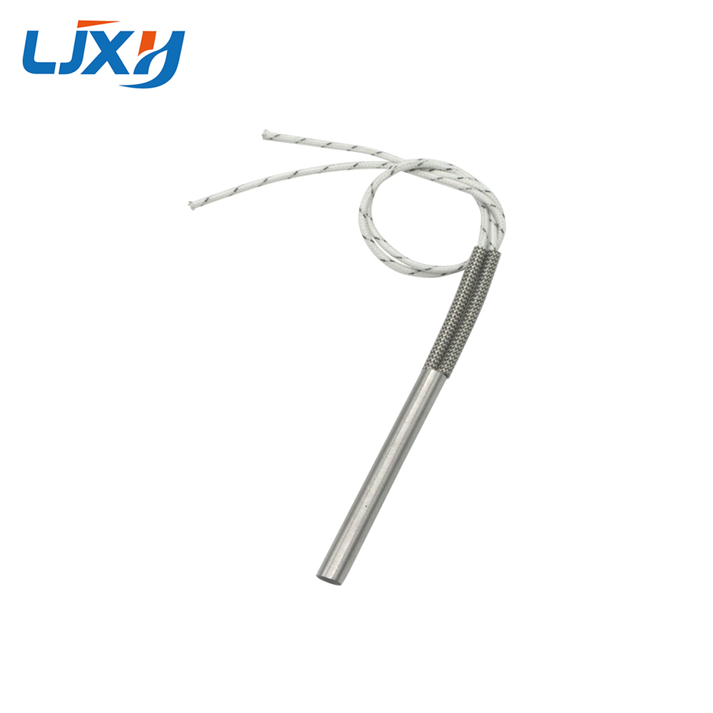 LJXH Electric Heating Resistors Cartridge Heater Element 150W/200W/250W AC110V/220V/380V 10x60mm Tube Size