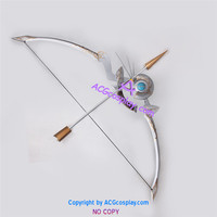 The Legend of Heroes:Sen no Kiseki Alisa Reinford Bow and Arrow prop Cosplay Prop pvc made