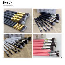 High Quality Makeup Brushes 8pcs/lot Beauty Foundation Blush Eyeshadow Blending Synthetic Hai Make up Brush Set Maquiagem