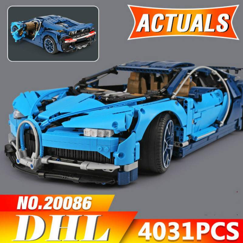2018 New 20086 Technic Figures Chiron Racing Car Sets Compatible legoings 42083 Model Building Kits Blocks Bricks Boy Toys lepin bugatti 20086b technic figures chiron racing car sets compatible legoing 42083 model building kits blocks bricks boy toys