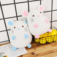 30cm Kawaii Soft Down Cotton Stuffed Animals Cute Mouse Doll Fat Mouse Sleeping Pillow Plush Toys for Kids Birthday Gifts недорого