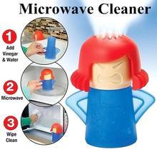 תנור קיטור שואב מיקרוגל מנקה בקלות מנקה מיקרוגל תנור קיטור שואב מכשירי חשמל למטבח מקרר ניקוי