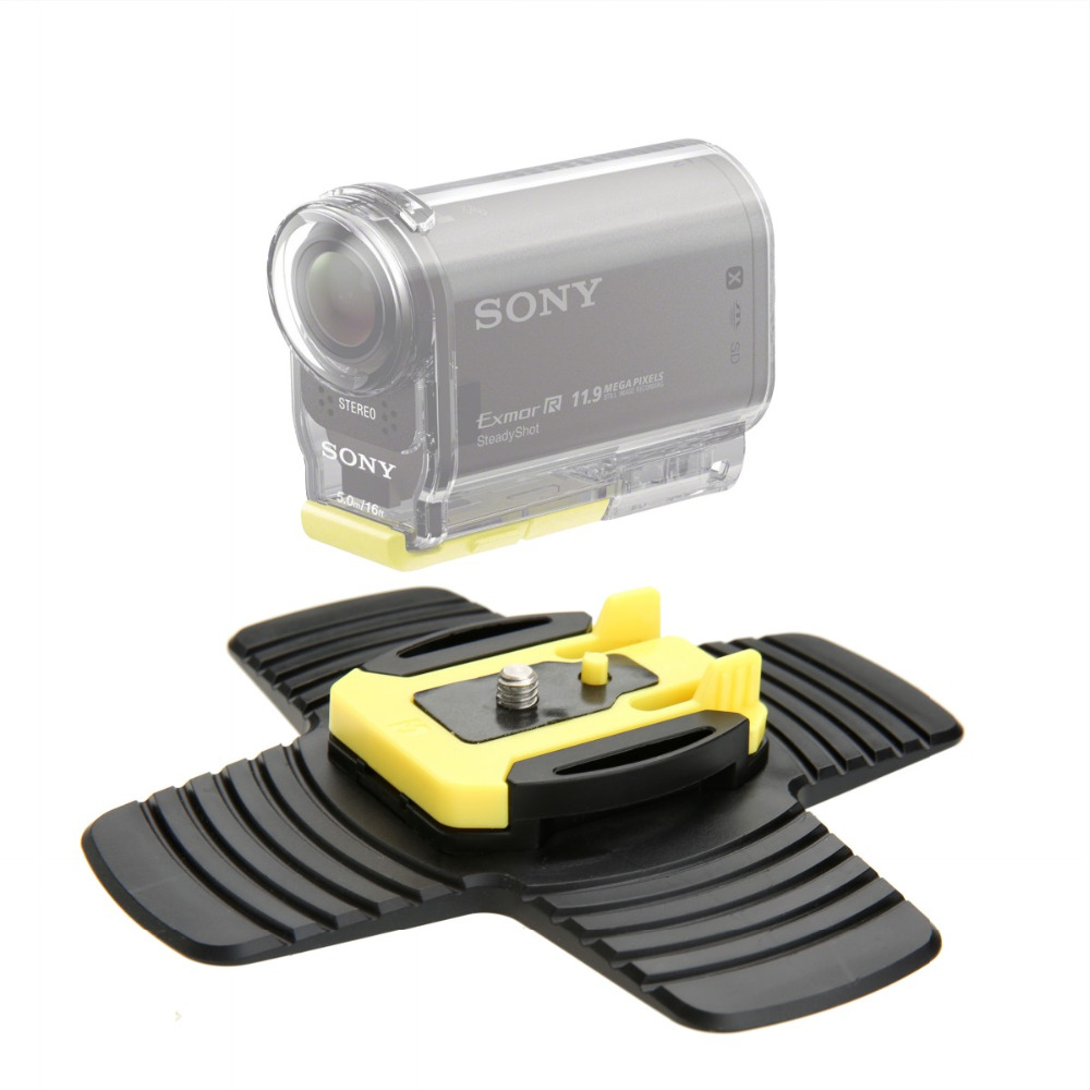 DZ-SM1 Surfboard Mount para Sony Action Camera HDR-AS20 / - Cámara y foto - foto 4