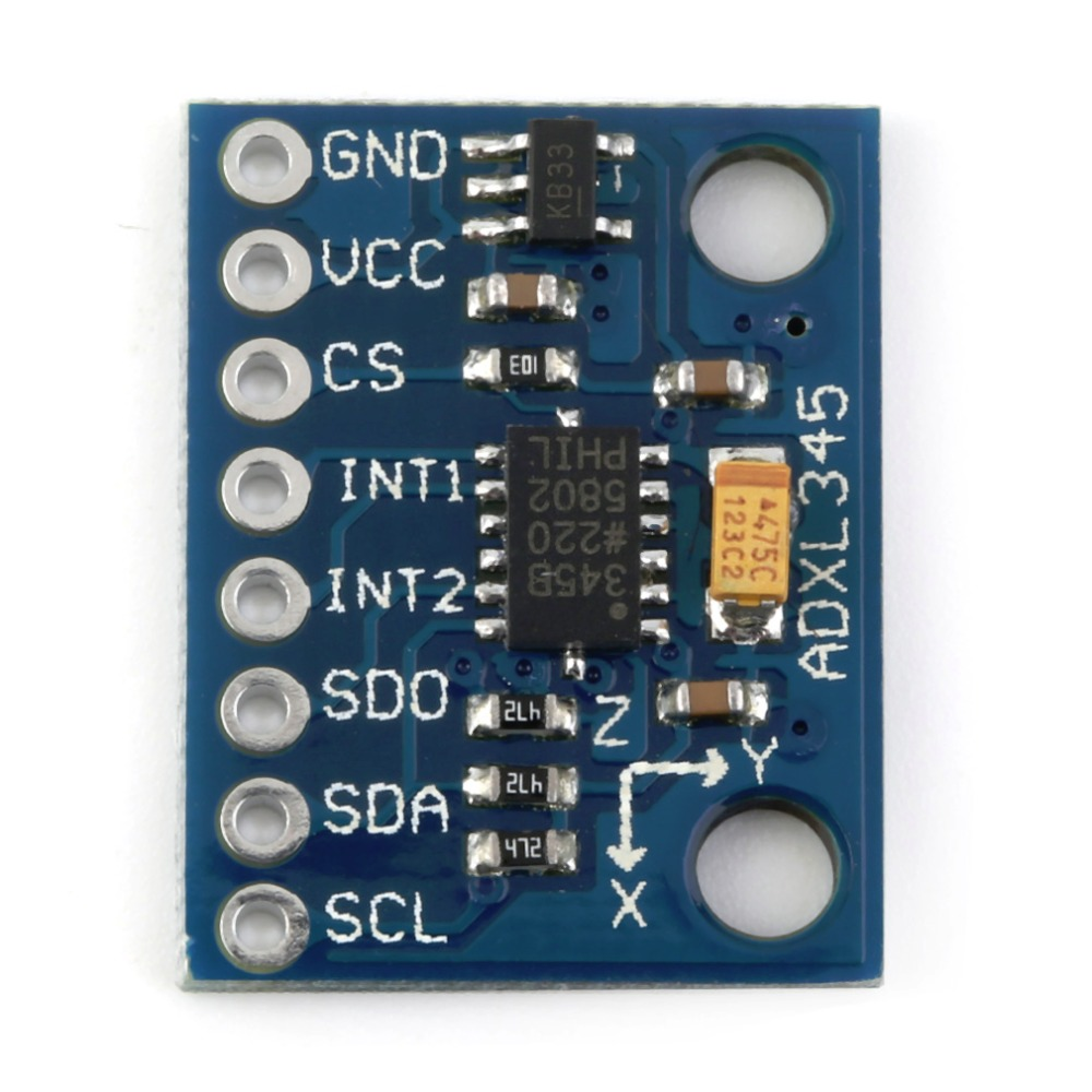GY-291 Sensor Accelerometer ADXL 345 - Triple-Axis/3