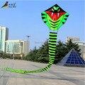 Frete grátis Outdoor Fun Sports 30 m de cobra Kite boa voador para Hallowmas