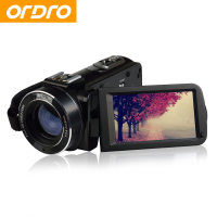 ORDRO HDV Z20 24MP 16X Reflex Digital Photo Cameras Video Recorder Mini Wifi APP Control Professional Digital Camcorders