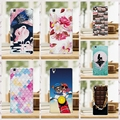 Painted Mermaid Flamingo Style Soft Silicone Cases Bluboo Maya MT6580A 5.5 inch Cover Coque Fundas Bluboo Maya+Free Gift