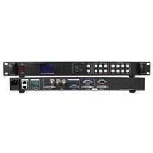 Frete grátis sdi AMS-LVP613S processador de vídeo levou controlador de vídeo wall seamless comutação controlador de vídeo magnimage led 540c
