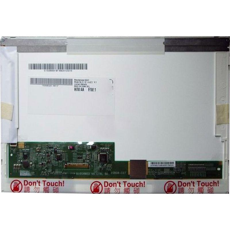 10.1 LCD Matrix For Samsung N110 N148 N145 N220 NF110 N150 N145 PLUS laptop replacement screen ltn101nt02-in Laptop LCD Screen from Computer & Office on