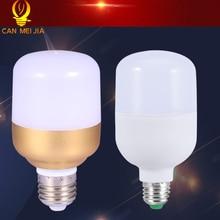 Canmeijia e27 LED Bulb Lights 220V led Spotlight 10W LEDs Bulbs Light lamp 15W 20W 30W 40W Led waterproof lamps spot light