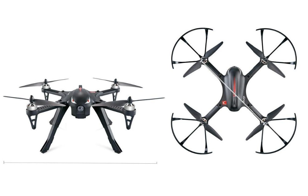 B3 Bugs 3 RC Quadcopter Brushless 2.4G 6-Axis Gyro Drone with Camera Mounts for Gopro Camera free shipping 7