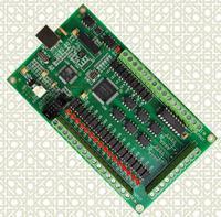 [3 axis] MACH3 CNC USB FREE engraving machine control / interface card handwheel / knife / speed measurement