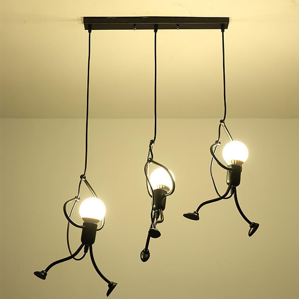 Modern Elegance Pendant Hanging Lamp Metal Chandeliers Hanging Lighting Fixtures