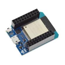 ESP32 мини комплект модуль WiFi+ Bluetooth интернет-макетная плата D1 Мини обновленная основа ESP8266 полностью функциональная