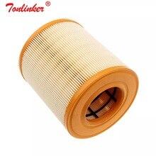 Air Filter Fit For Aud A6 4F C6 Avant A6L 2.0TFSI 2.0TDI Model 2005 2006 2007 2008 2009 2010 2011 Year 1pcs Filter Oem4F0133843A flm3135 4f 1pcs
