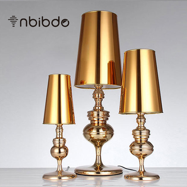 Modern Brief Spanish Defender Bedroom Table Lamp Fashion Table ...