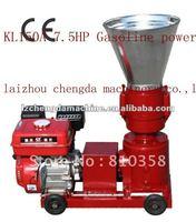 pellet machine is suitable for making straw pellet, sawdust pellet, etc.