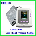 Free Shipping NEW Digital Blood Monitor CONTEC 08A With Software LCD Color Screen CE FDA