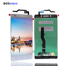 цена на For Lenovo k8 note LCD Display Touch Screen Assembly Replacement Parts For Lenovo k8 note Screen LCD Display
